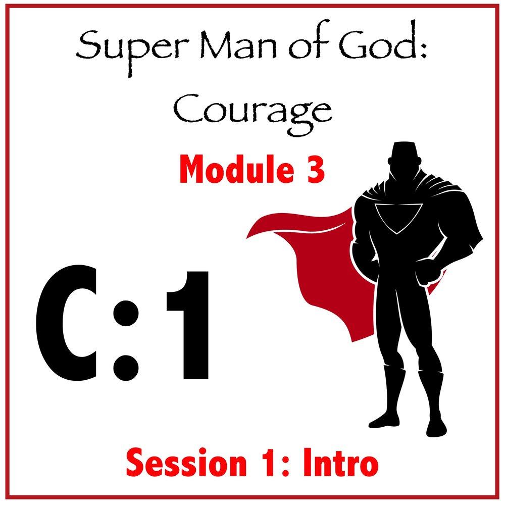Module 3: Session 1 (intro)