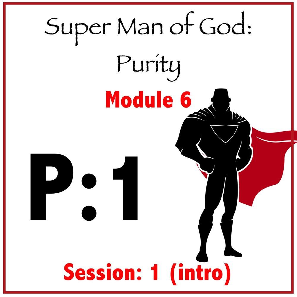 Module 6: Session 1 (Intro)