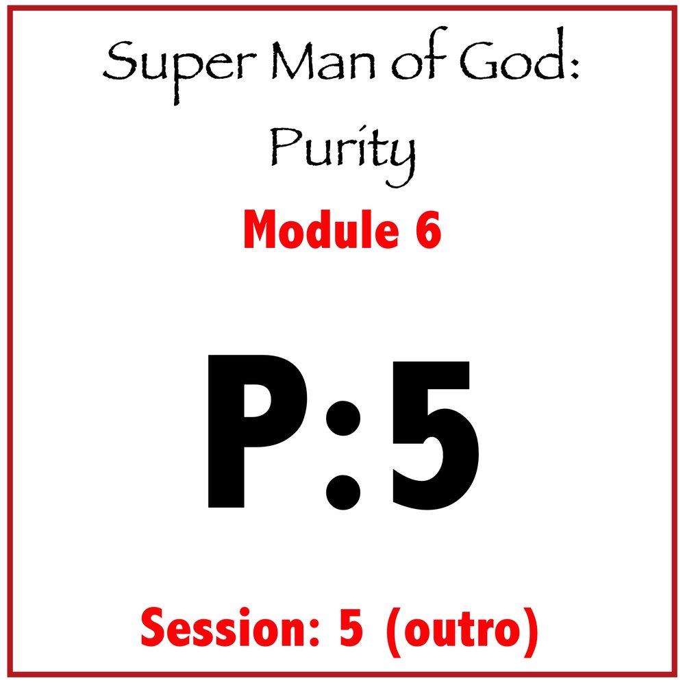 Module 6: Session 5 (Outro)