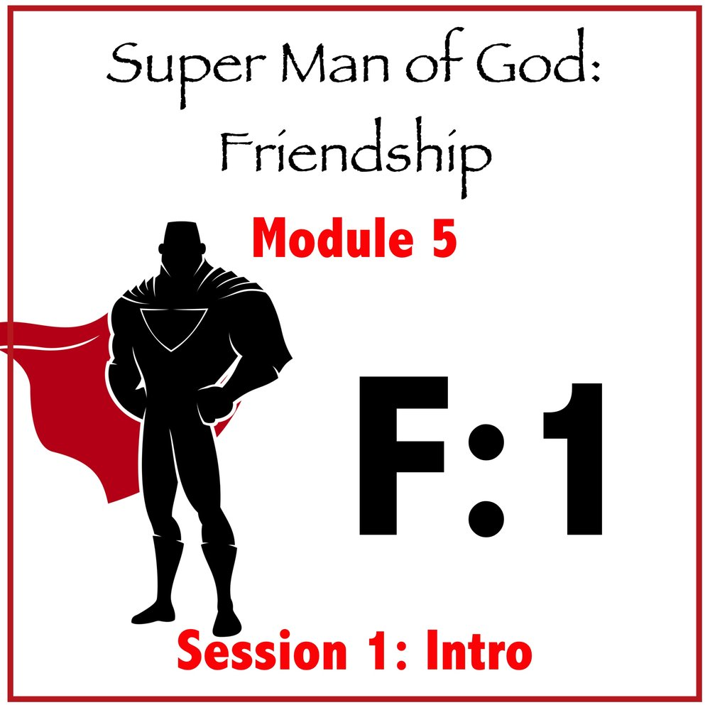 Module 5: Session 1 (Intro)