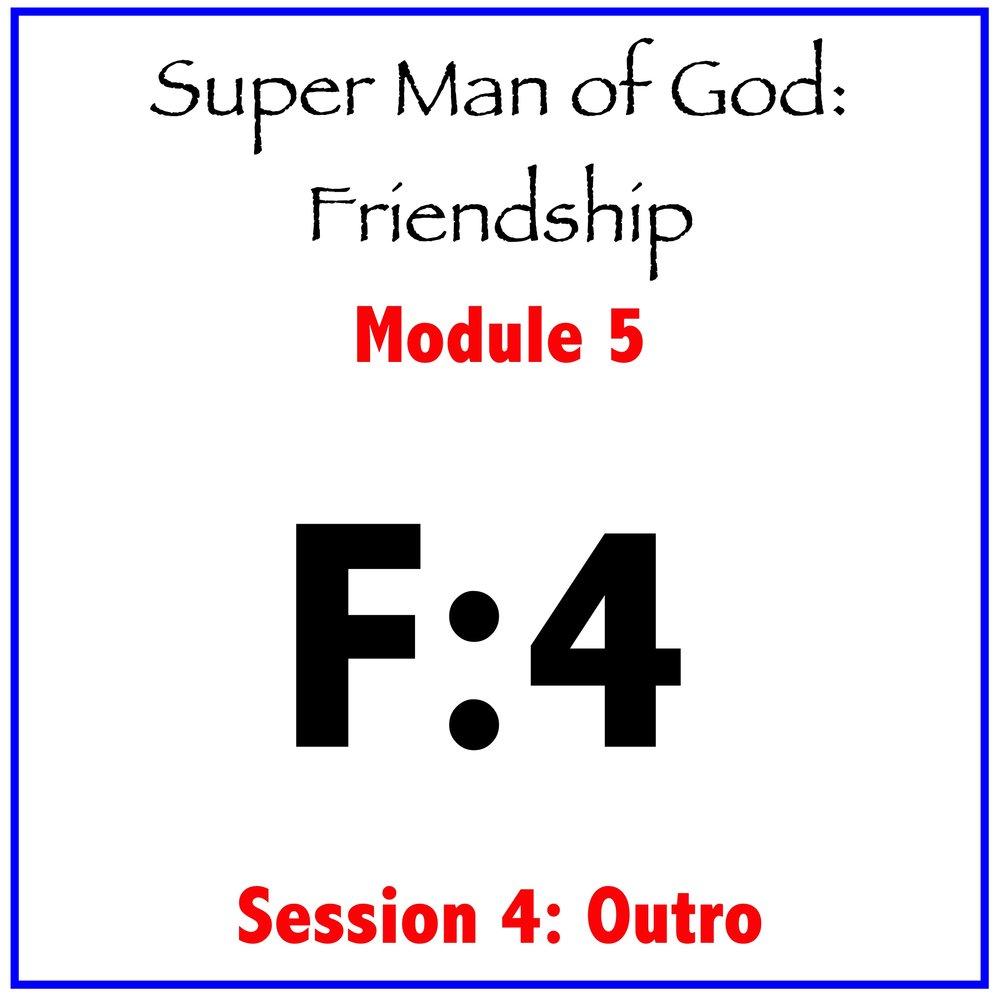 Module 5: Session 4