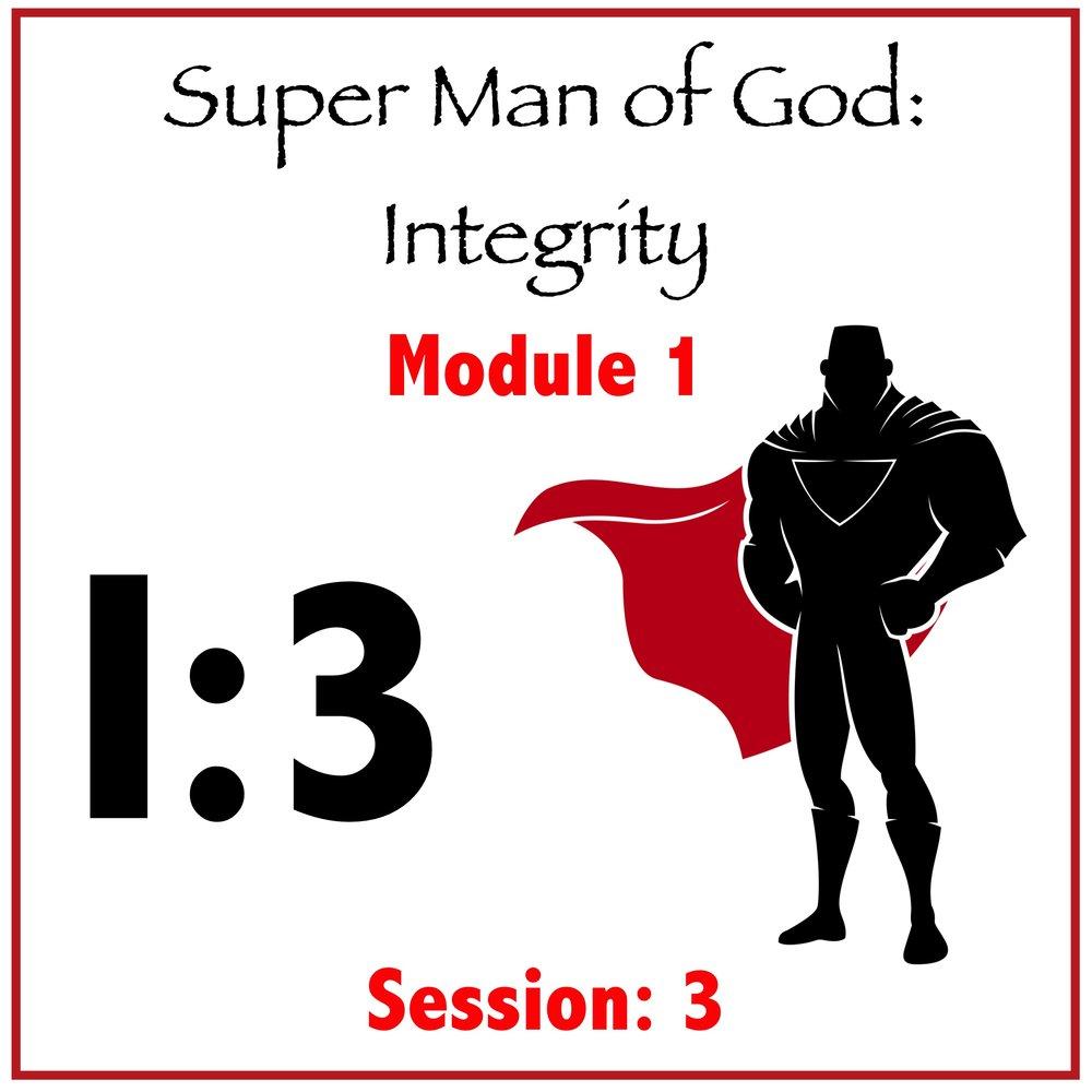 module 1: Session 3