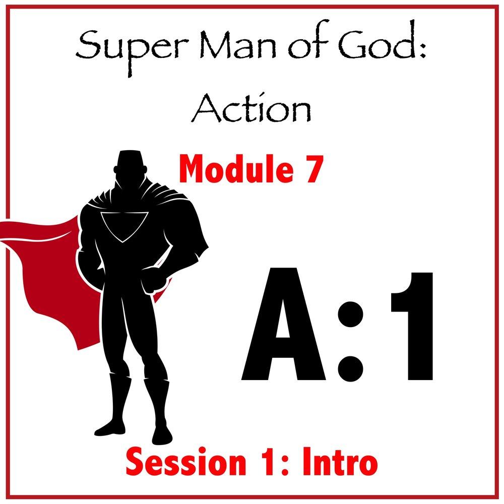Module 7: Session 1 (Intro)