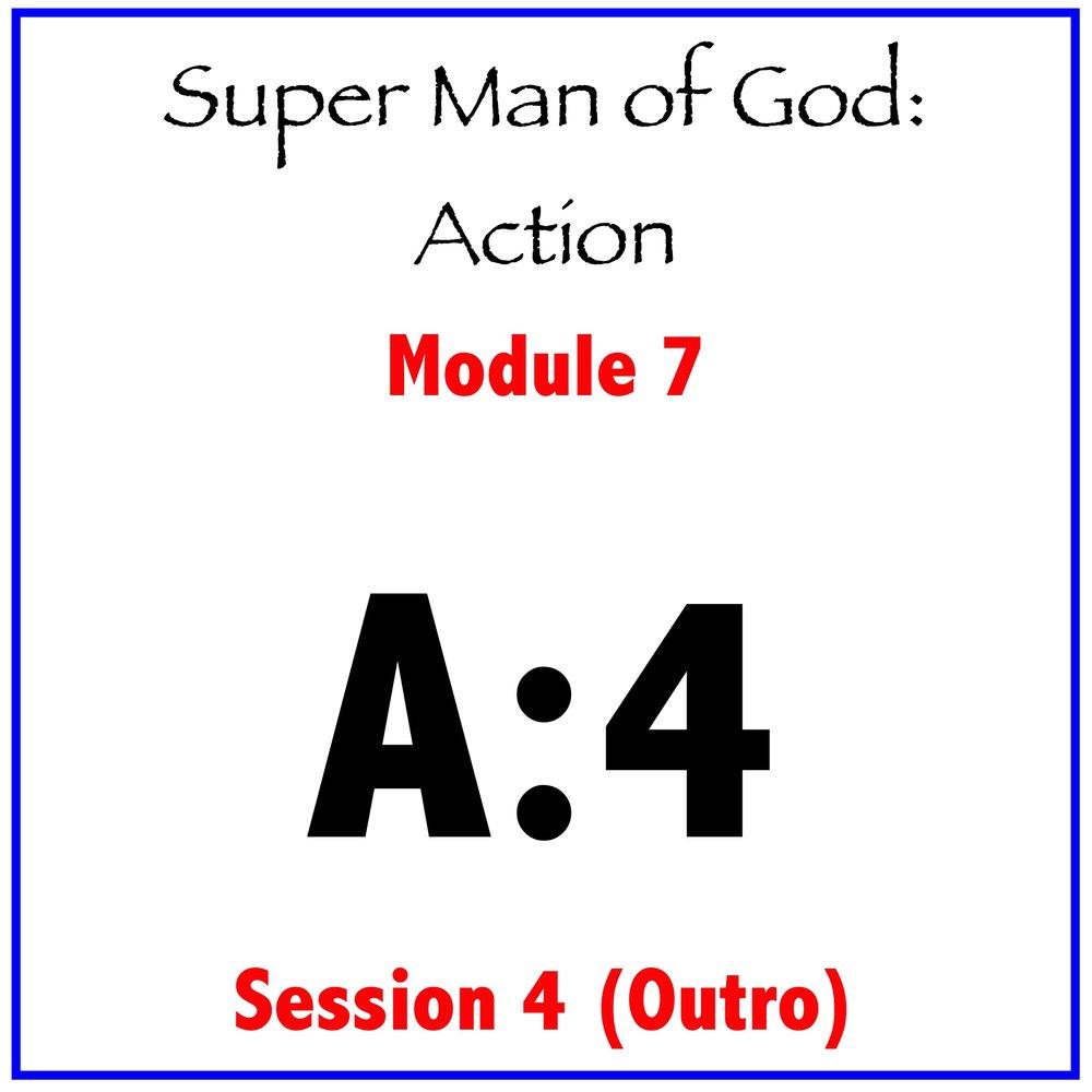 Module 7: Session 4 (Outro)