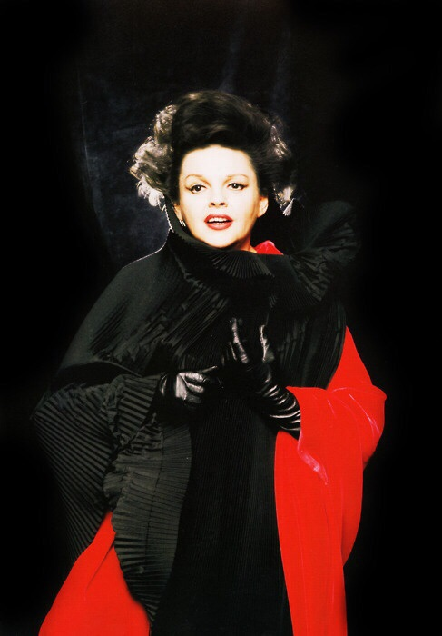 Judy Garland by Milton Greene