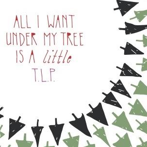 Life at Studio B. - TLP xmas 'Under Tree TLP'.jpg