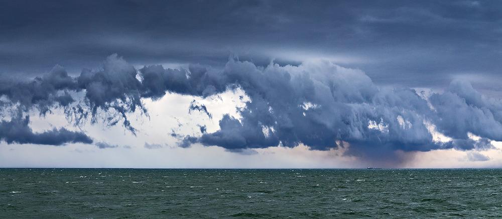 Storm panorama