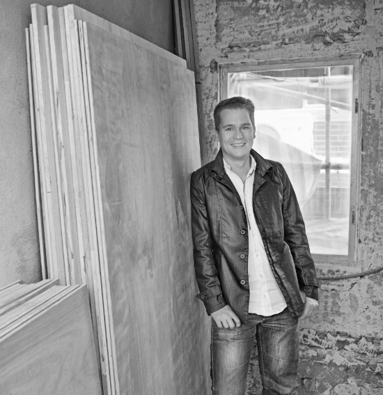 Henning Voss, Founder Vivid Living