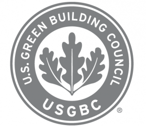logo for U.S. Green Building Council (USGBC)