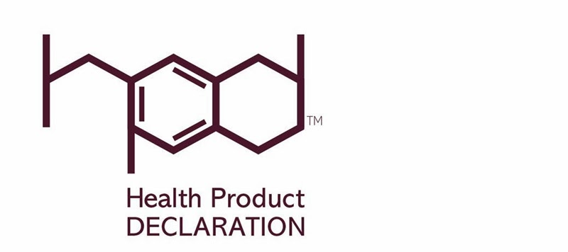 Health Product Declaration Collaborative