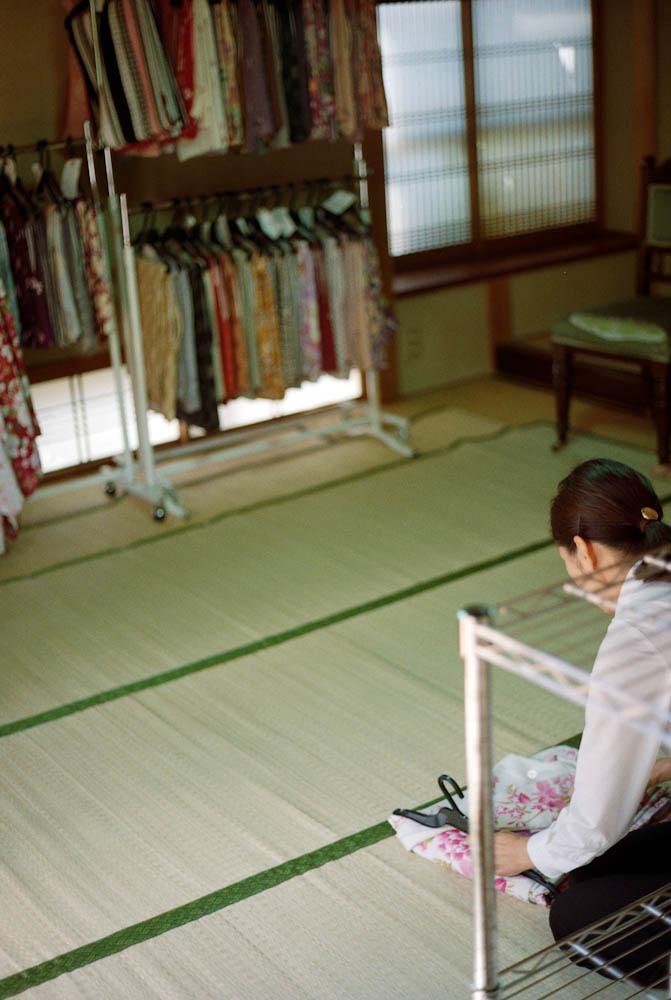 Rental Kimono Okamoto in Kiyomizu-dera