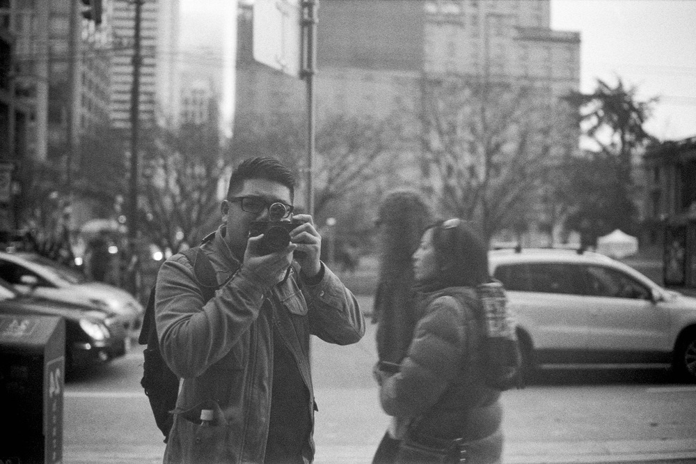 Obligatory selfie?