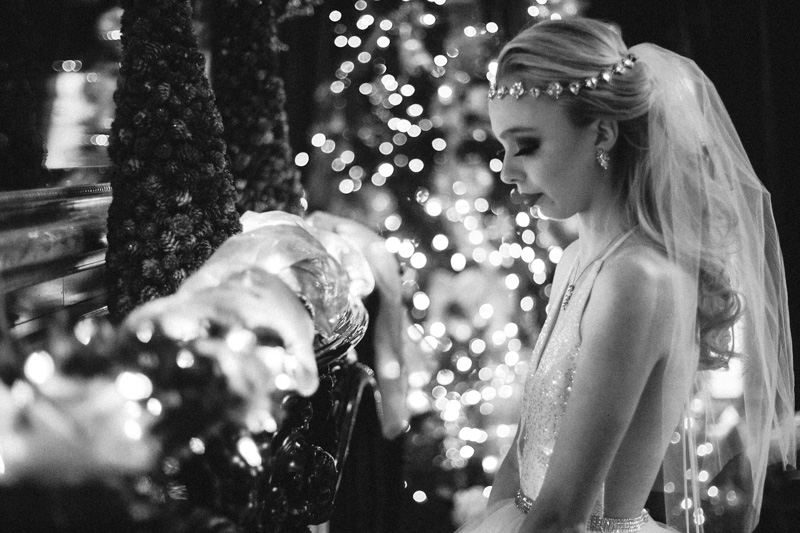 This photo was part of a wedding-styled shoot that I was involved in and really set the tone for my year.