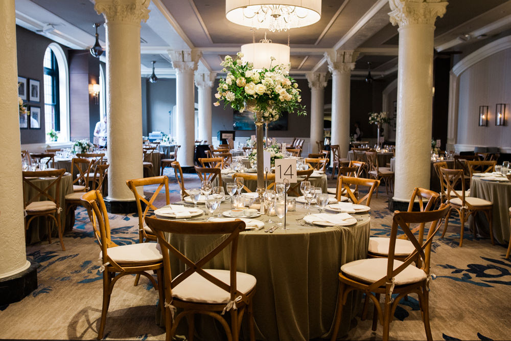 empress hotel wedding details