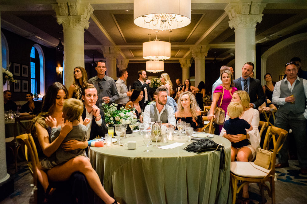 empress hotel reception documentary