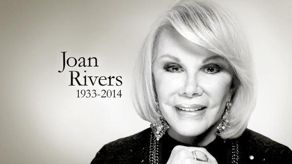 """I Succeeded By Saying What Everyone Else Is Thinking""... -Joan Rivers"