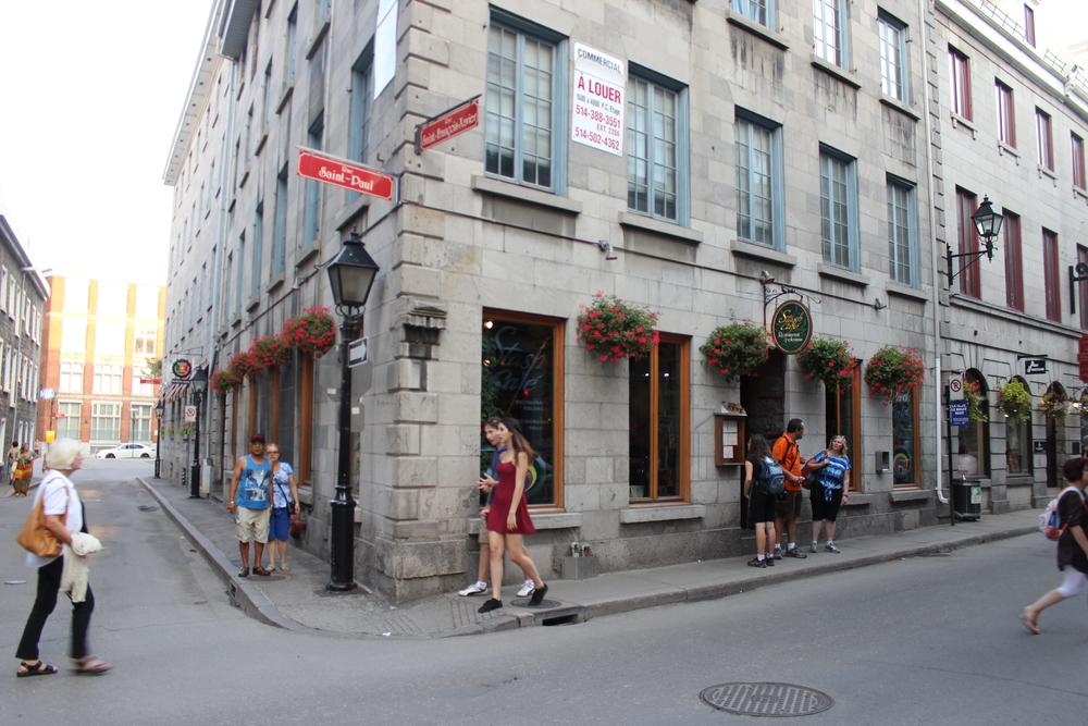 Stash Café, Vieux Montréal