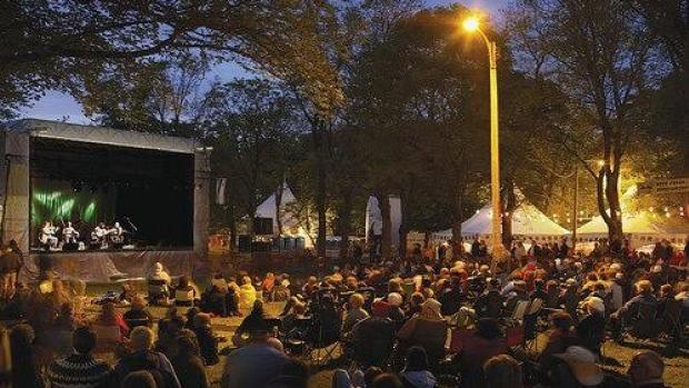 St. John's Folk Festival