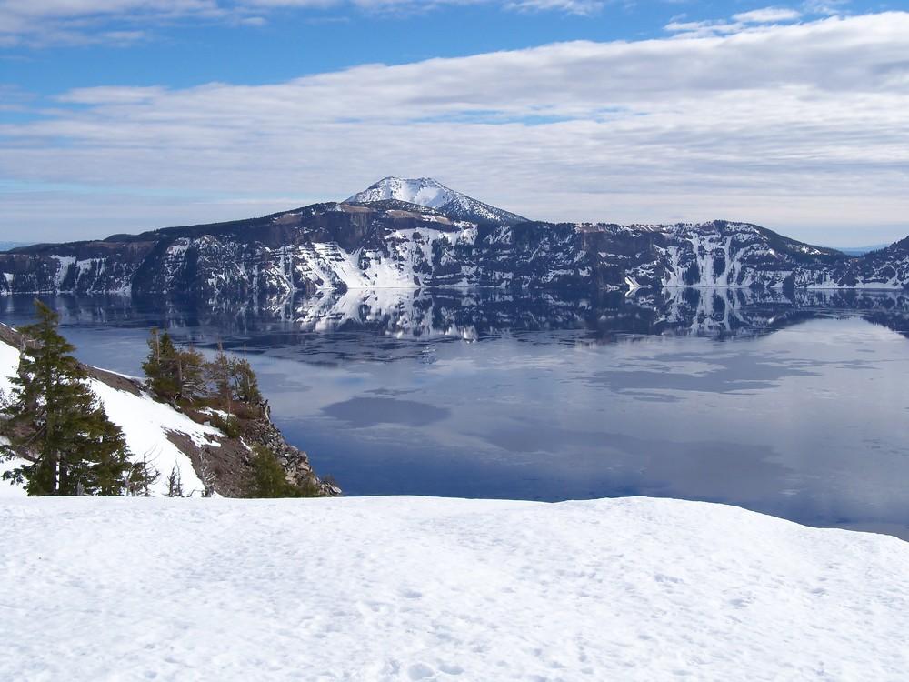 Crater Lake - Photo: Tom Bentley
