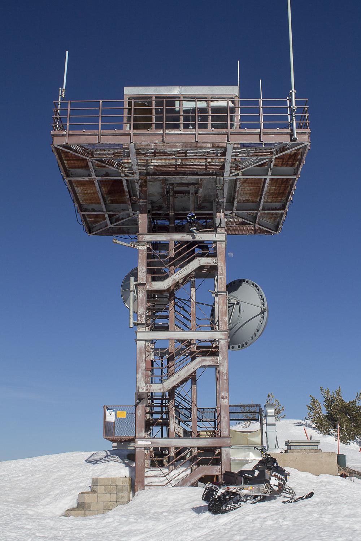 Pelican Butte Summit