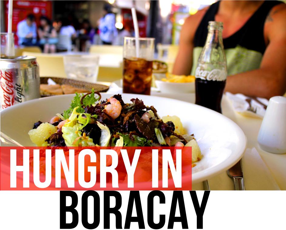 hungry in bora