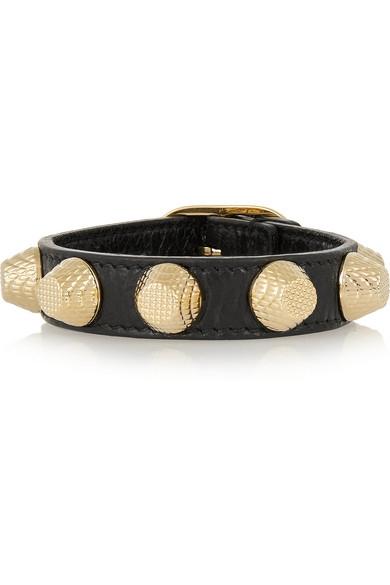 Balenciaga Studded Bracelet
