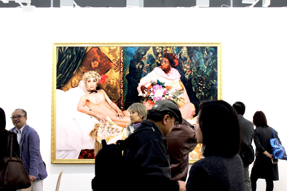 Art Basel HK -2016