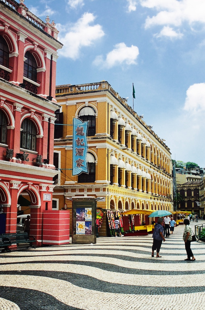 Senado Square, Macau