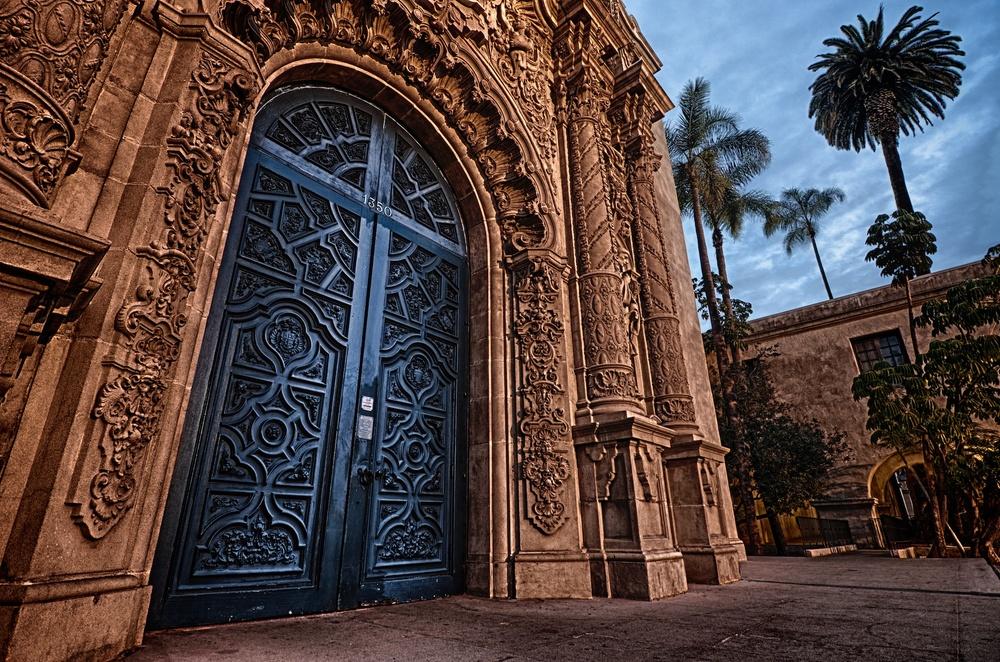 Museum Of Man, Balboa Park, San Diego