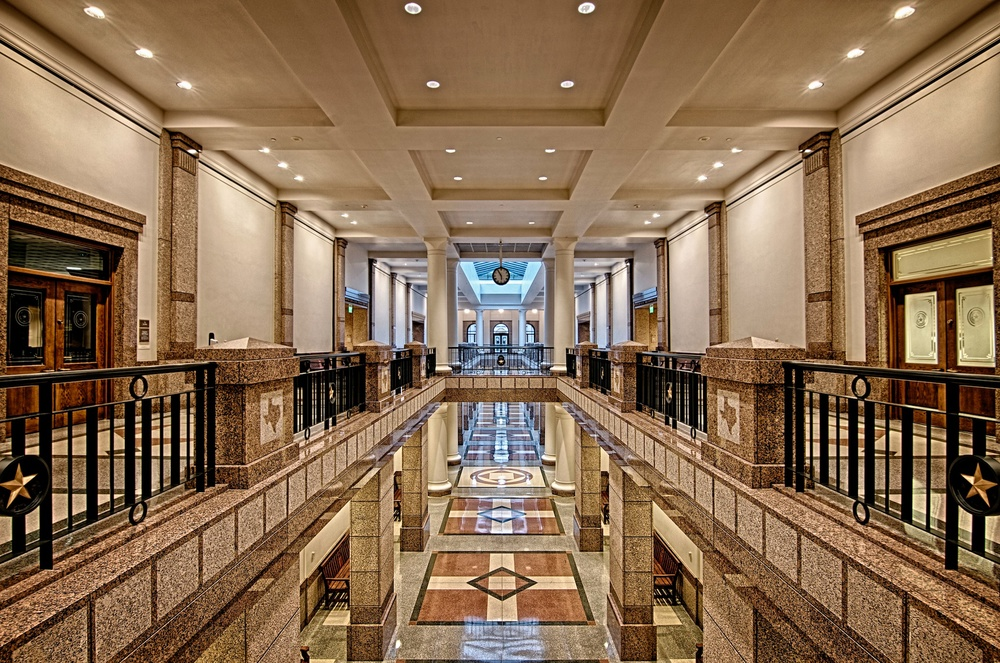 Texas State Capital Building Extension, Austin, Texas
