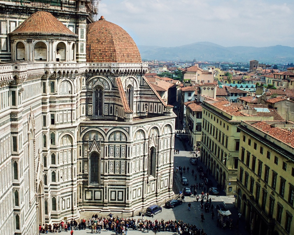 Il Duomo, Florence, Italy