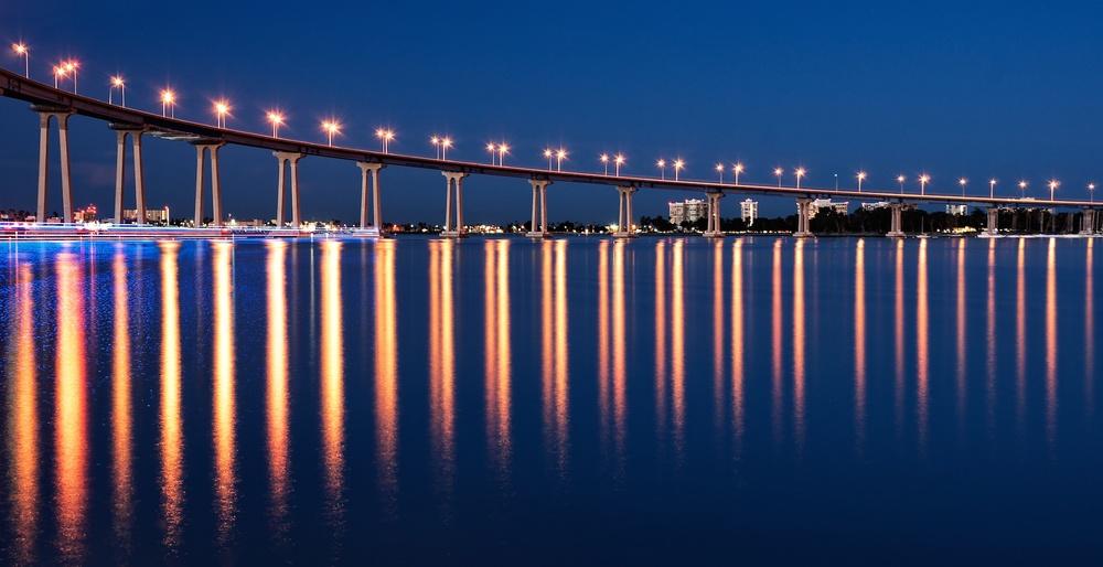 Coronado Bridge     San Diego Gallery