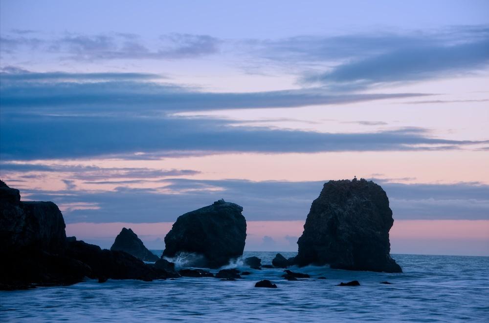 Rockaway Beach, Pacifica, CA