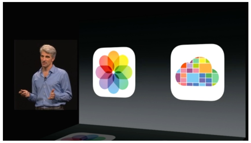 Apple WWDC 2014: Photos and iCloud