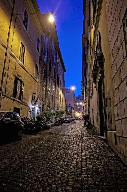 Via Zucchelli, Rome, Italy