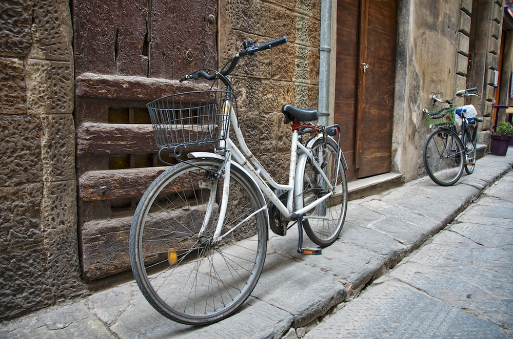 Bicycles and Cobblestone