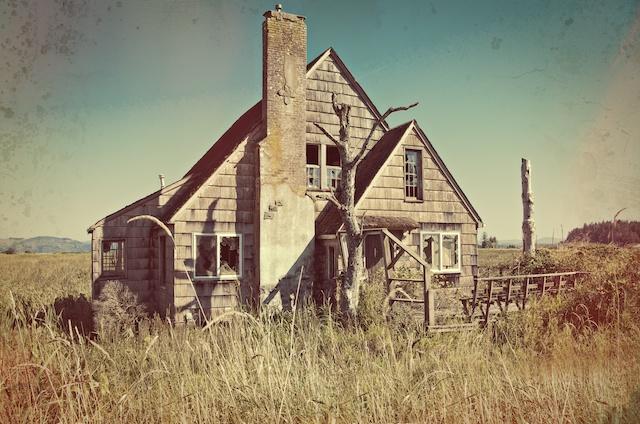 Abandoned Svensen