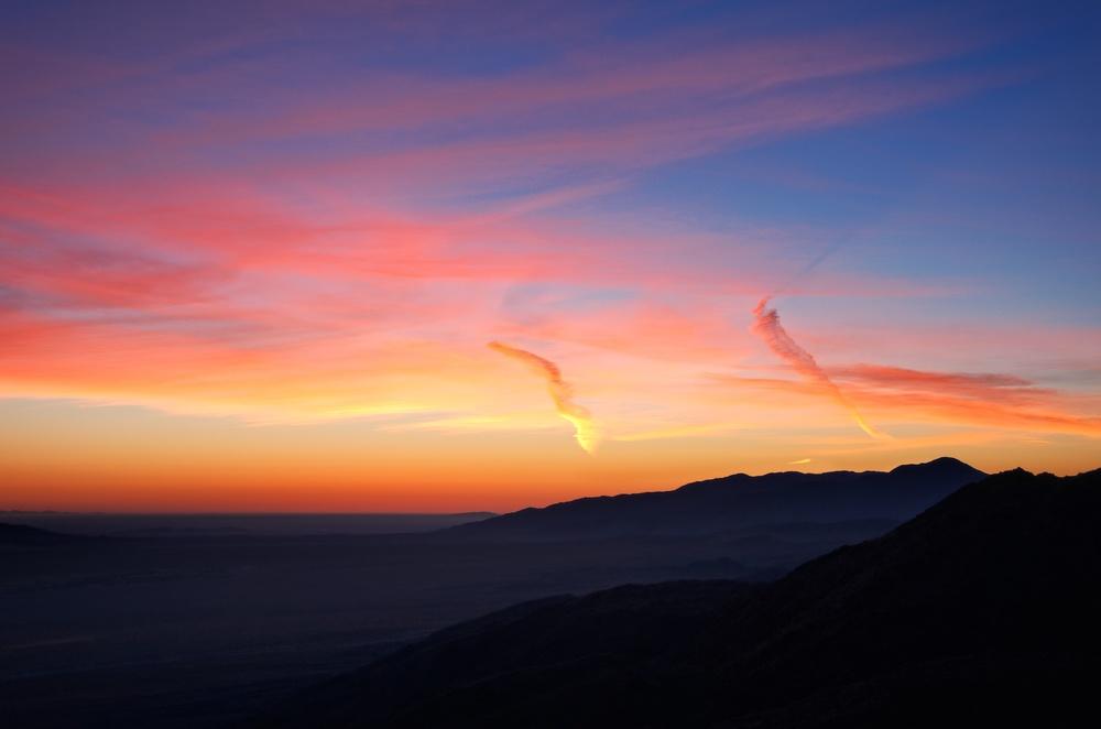 Borrego Desert Sunrise