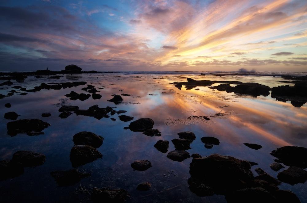 Bird Rock Sunset