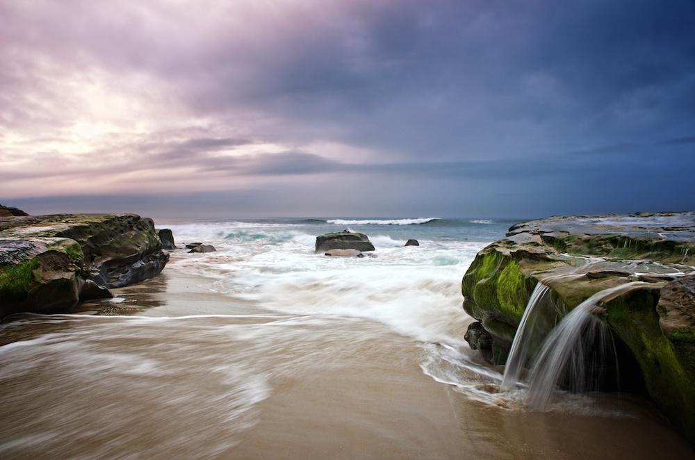 Windansea Beach Sunrise, San Diego