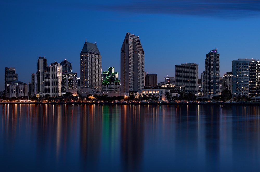 San Diego Skyscrapers