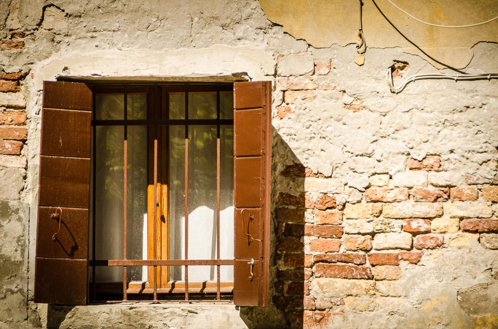 Window, Venice