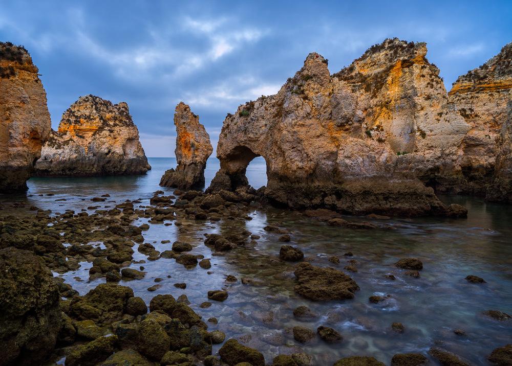 Moonlit Grotto