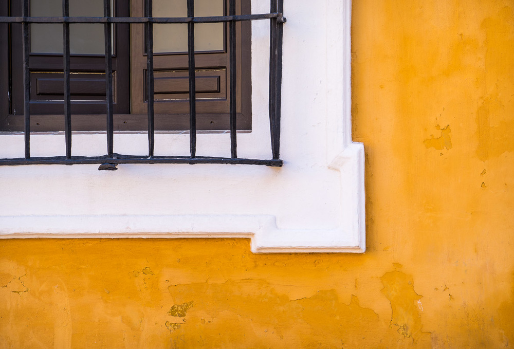 Window In Seville