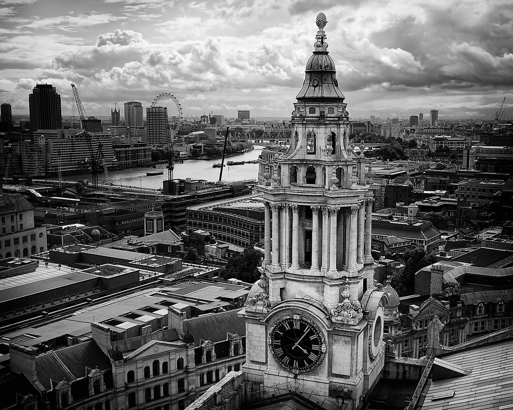 View From St. Paul's
