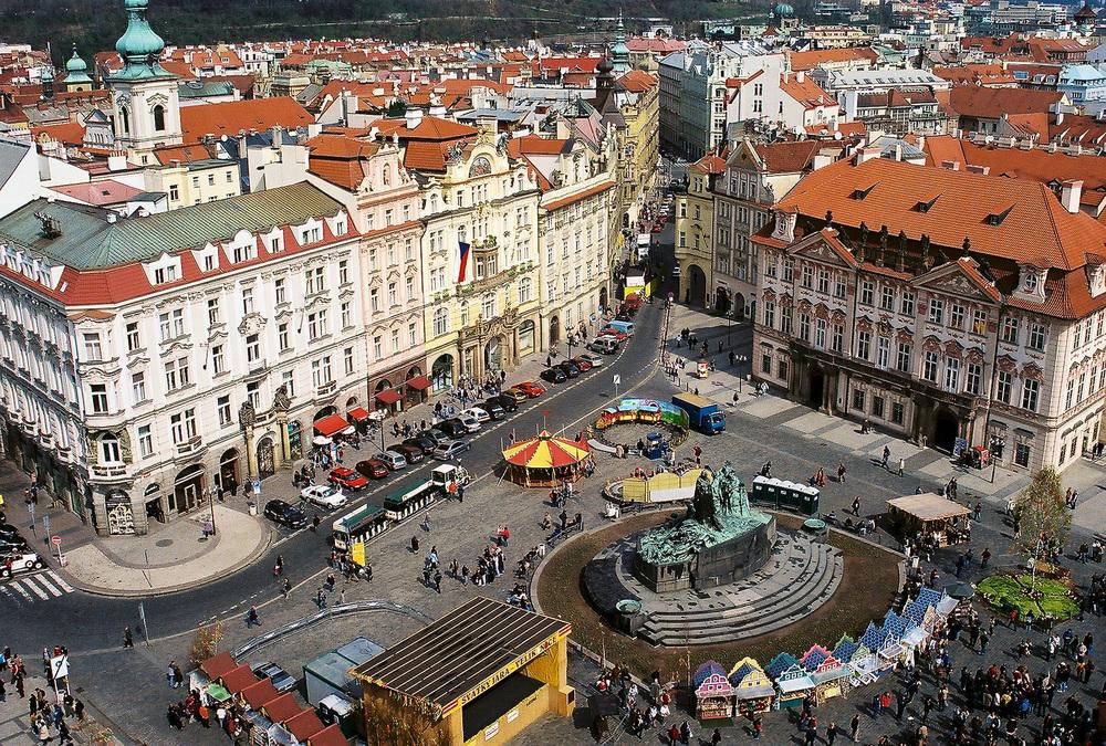 Town Square, Prague