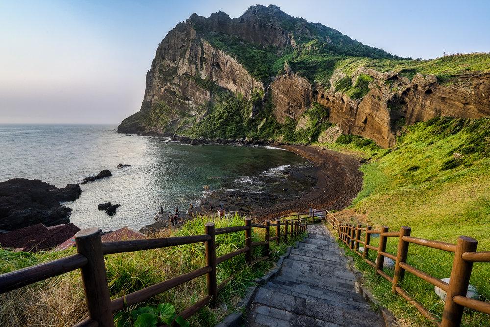 Sunrise Peak, Jeju