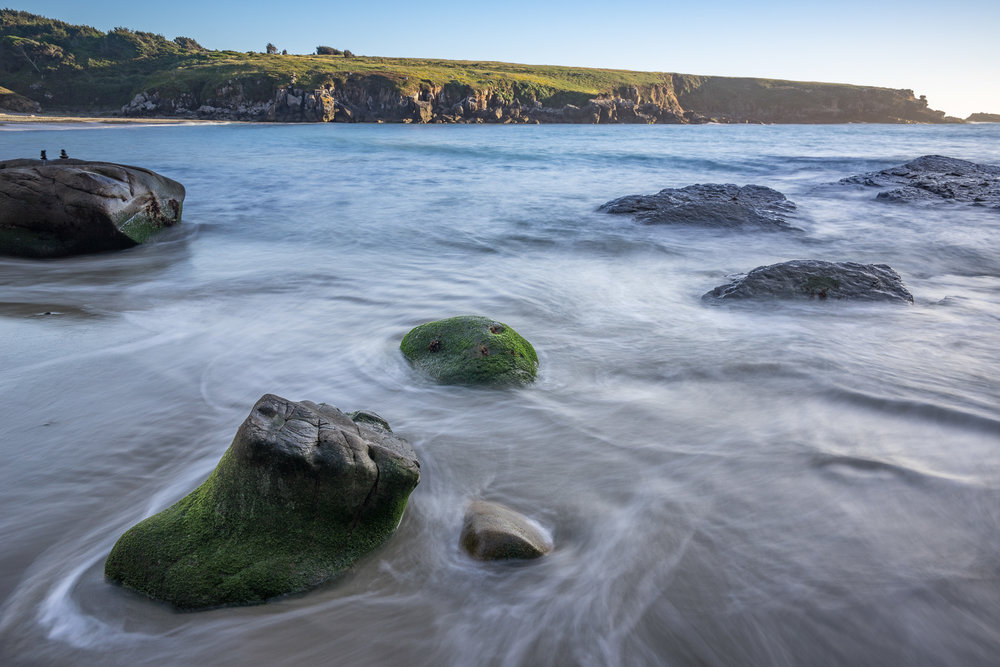 Swirls At Stump Beach