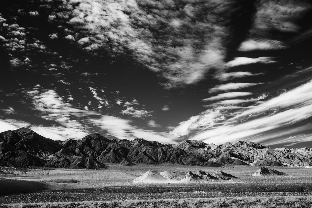 Death Valley Infrared