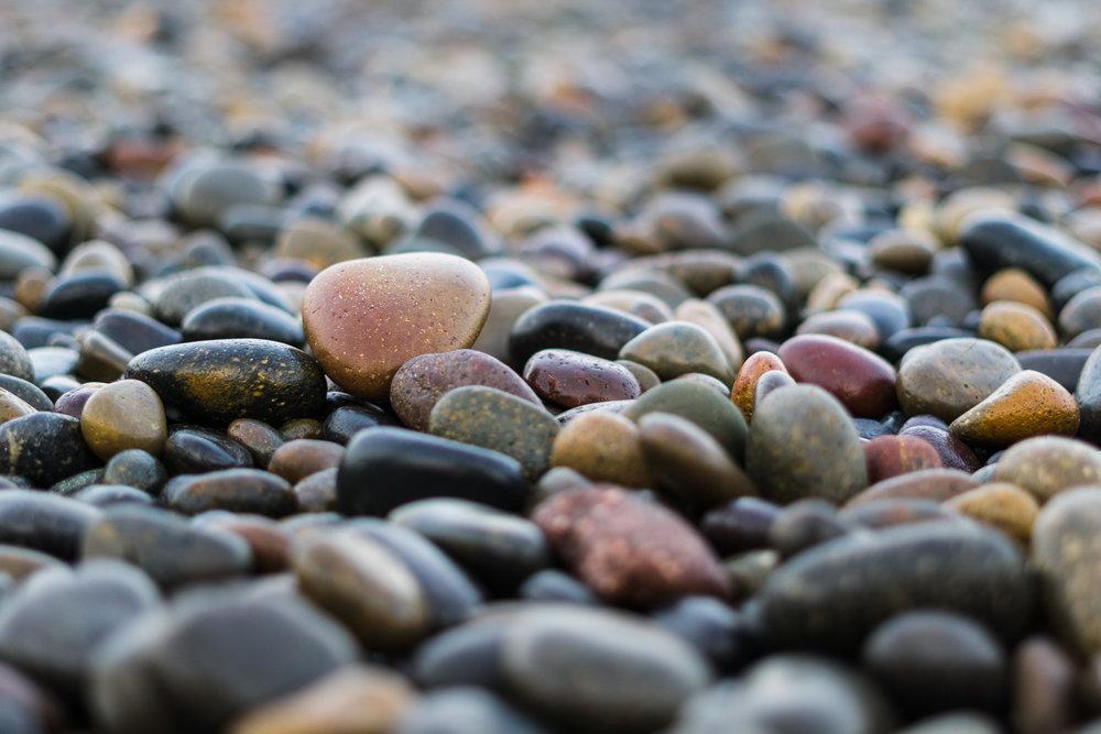 Stones, Torrey Pines